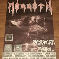 Morgoth / Massacre / Devastation - Tour Poster Other Collectable