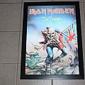 Iron Maiden - The Trooper (Holographic Portrait)