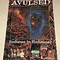 Avulsed - Eminence In Putrescence - Repulse Records - Promotional Poster