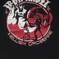 Iron Angel - Hellish Crossfire shirt
