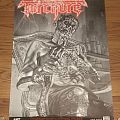 Torchure - Beyond The Veil - 1MF Recordz - Promo Poster Other Collectable
