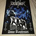 Desaster - Divine Blasphemies - Poster Other Collectable