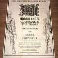 The Grindercrusher Tour - Posters Other Collectable