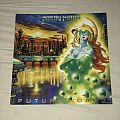 Pretty Maids - Future World - CBS Records - Promotional Poster Flat