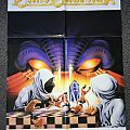 Blind Guardian - Other Collectable - Blind Guardian - Battalions Of Fear promo poster & Grave Digger - Helloween -...