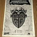 Evildead - Annihilation Of Civilization - Advertisement