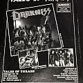 Darkness- Death Squad - Tales Of Thrash - Advertisement