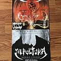 Sepultura (Max & Igor Cavalera) - Autographed Posters Other Collectable