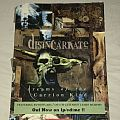 Disincarnate - Roadrunner Records - Dreams Of The Carrion Kind - Promotional Poster Other Collectable