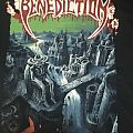 Benediction - Transcend the Rubicon long sleeve shirt