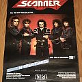 Scanner - Hypertrace - NOISE Records - Promotional Poster