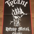 Tyrant (Ger) - Posters Other Collectable