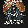Savatage - Rage and War World Tour 1990 shirt