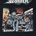 Scanner - Terminal Earth shirt