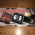 Viking / Dead End / Candlemass - Metal Blade Records - Promo Poster Other Collectable