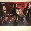 Vomitory - Legacy Magazine - Poster Other Collectable