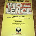 Vio-Lence - Poster Collection Other Collectable
