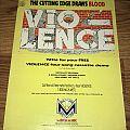 Vio-Lence - Poster Collection