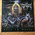 Immolation - Here In After poster (Autographed) Other Collectable