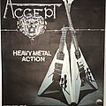 Accept - Other Collectable - Accept - Poster Collection