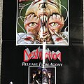 Destruction - Other Collectable - Destruction - Release From Agony - Promo Poster