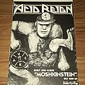 Acid Reign - Other Collectable - Acid Reign - Advertisements + Concert Poster