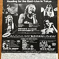 Gamma Ray - Other Collectable - Gamma Ray - Heading for the East - Live in Tokyo - Video - Japanese...