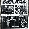 Overkill - Other Collectable - Overkill - Poster Collection