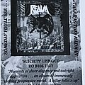 Realm - Other Collectable - Realm - Suiciety - Advertisements