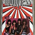 Loudness - Other Collectable - Loudness - Thunder in the East - Promo Poster + Flat + Advertisements