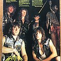Satan - Other Collectable - Satan - Band Pin-Up + Advertisement + Promo Poster + Post-Cards