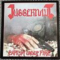 Juggernaut - Other Collectable - Juggernaut - Baptism Under Fire - Promo Flat