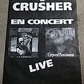 Kreator - Other Collectable - Kreator / Crusher - French Tour - Poster