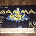 Gamma Ray - Headache For Tomorrow - 1990 - German Tour Poster Other Collectable