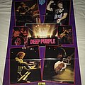 Deep Purple - Other Collectable - Deep Purple - Metal Hammer Magazine - Poster