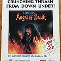 Hobbs Angel Of Death - Other Collectable - Hobbs Angel of Death - Self-titled - Advertisement