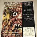 Demolition Hammer - Other Collectable - Demolition Hammer - Poster Collection