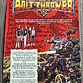Bolt Thrower - Other Collectable - Bolt Thrower - Realm of Chaos - Game Workshop - Promo Poster