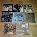 Bon Jovi lp collection