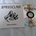 Speedclaw - Iron Speed EP Tape / Vinyl / CD / Recording etc