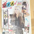 Other Collectable - DORO on cover exYugoslavian magazine