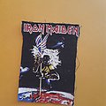 Iron Maiden old patch