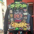 Slayer - Battle Jacket - My Battle Jacket