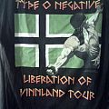 Type O Negative - Liberation of Vinnland Tour