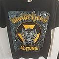 Motörhead - TShirt or Longsleeve - Motorhead Small Mens 36/38 T-Shirt BNWOT 'ACTUNG!' (2 available)