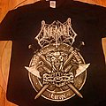 Unleashed - TShirt or Longsleeve - Unleashed Medium Mens T-Shirt 2009 'Battalion' Tour New