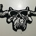Danzig - Patch - Danzig Skull patch (small) 1995