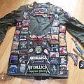 Battle Jacket - Metallica Battle Jacket!