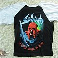 TShirt or Longsleeve - Sodom Shirt - In the sign of evil, black and white