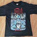 Death - TShirt or Longsleeve - Death Symbolic Japan Tour